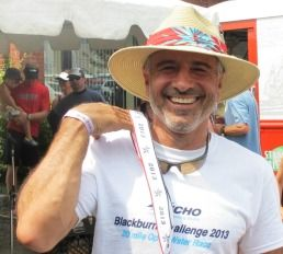 Echo Rower Paul Pugliese from Greenwich CT
