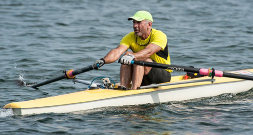 Open Water Competitive Rowing for Sport: Ocean Regatta Team